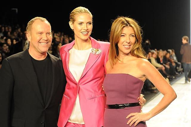 Heidi Klum, Nina Garcia, and Michael Kors in Project Runway (2004)