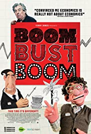 Boom Bust Boom Poster