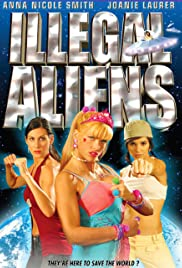 Illegal Aliens Poster
