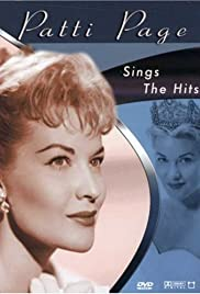 Patti Page Sings the Hits Poster