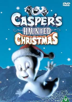 Casper's Haunted Christmas Poster