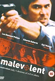 Malevolent (2002) Poster - Movie Forum, Cast, Reviews