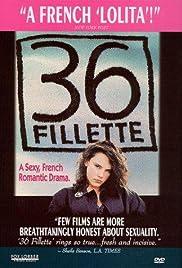 36 fillette(1988) Poster - Movie Forum, Cast, Reviews