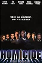 Image of Homicide: The Movie
