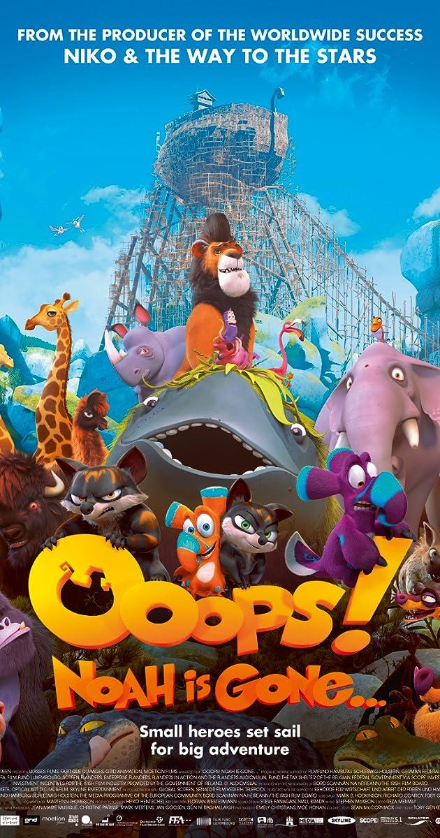 Oi, Laivas Dingo! / Ooops! Noah is Gone... (2015) Online