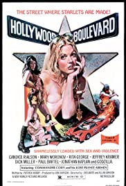 Hollywood Boulevard (1976) Poster - Movie Forum, Cast, Reviews