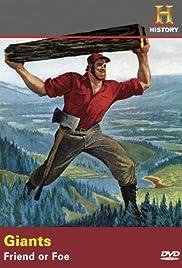 Giants: Friend or Foe Poster
