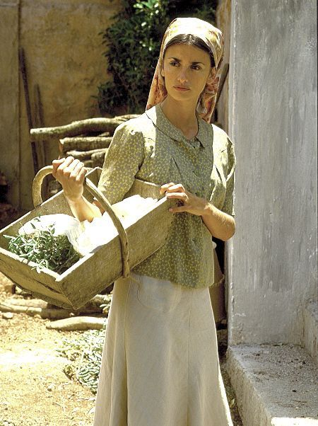 Penélope Cruz in Captain Corelli's Mandolin (2001)