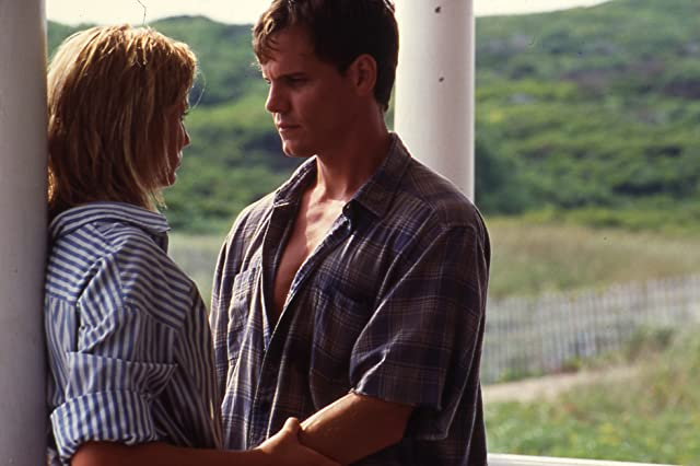 Cameron Diaz and Craig Sheffer in Head Above Water (1996)
