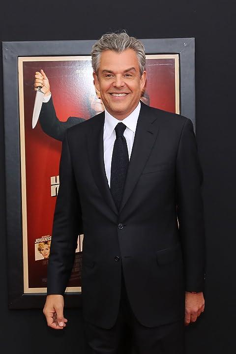 Danny Huston at Hitchcock (2012)
