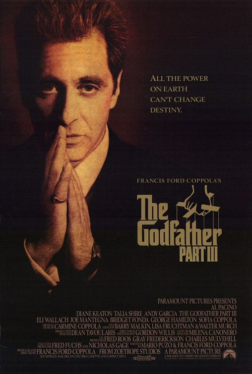 The Godfather Part III 1990 Hindi Dubbed