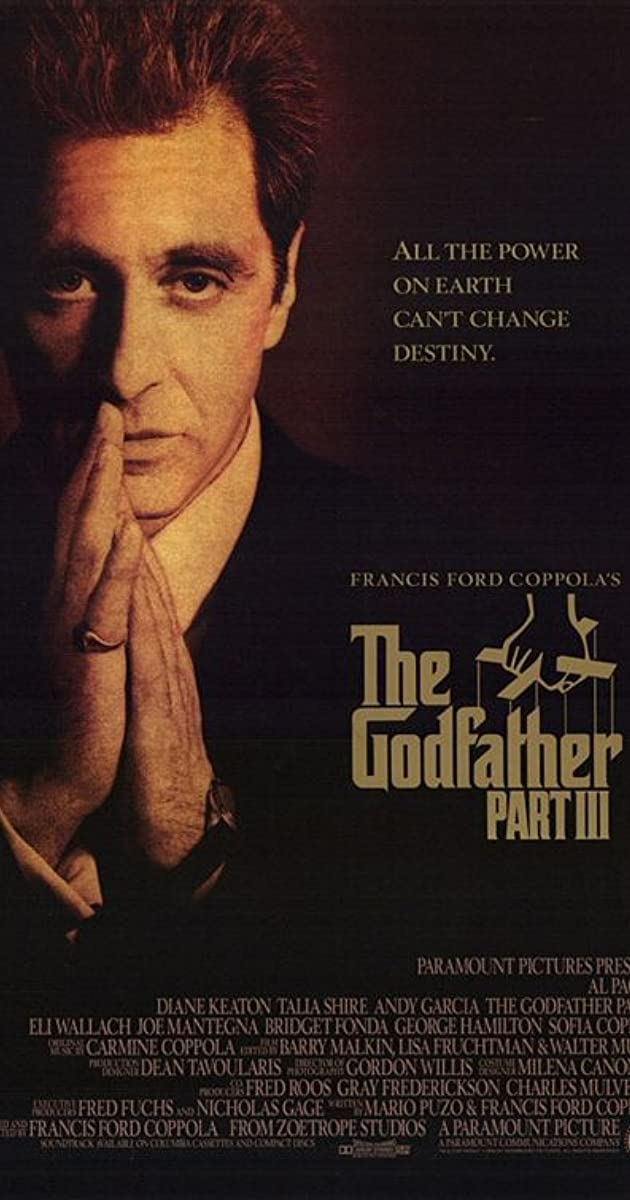 The Godfather: Part II...