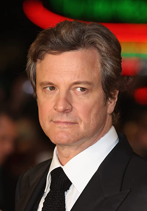 Colin Firth at Gambit (2012)