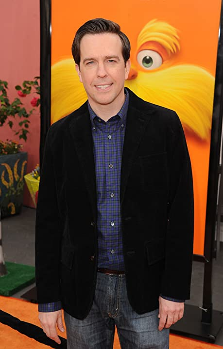 Ed Helms at The Lorax (2012)