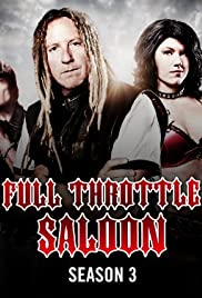 Full Throttle Saloon Poster - TV Show Forum, Cast, Reviews
