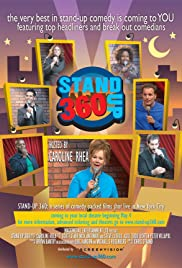 Stand-Up 360: Edition 4 Poster