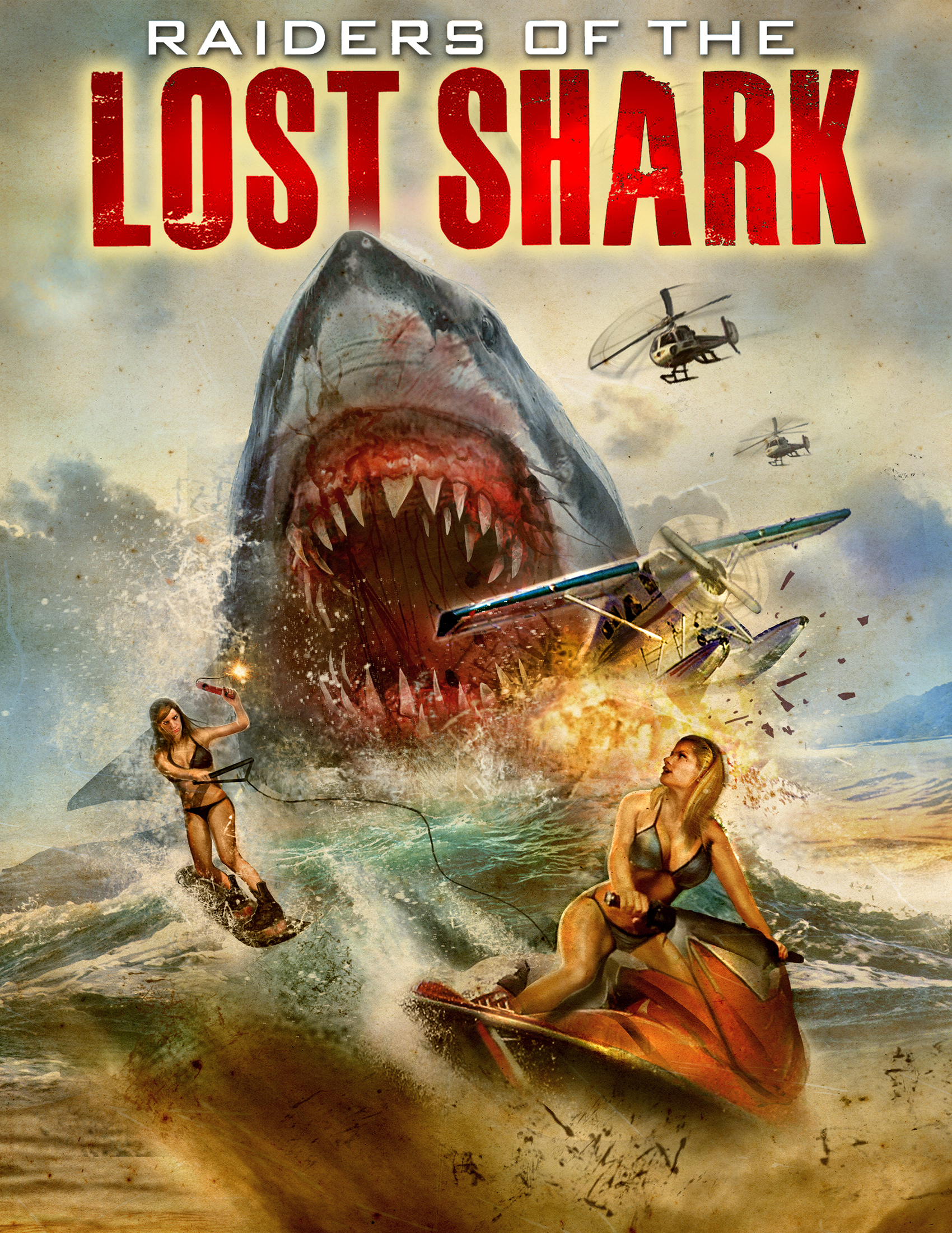 image Raiders of the Lost Shark Watch Full Movie Free Online