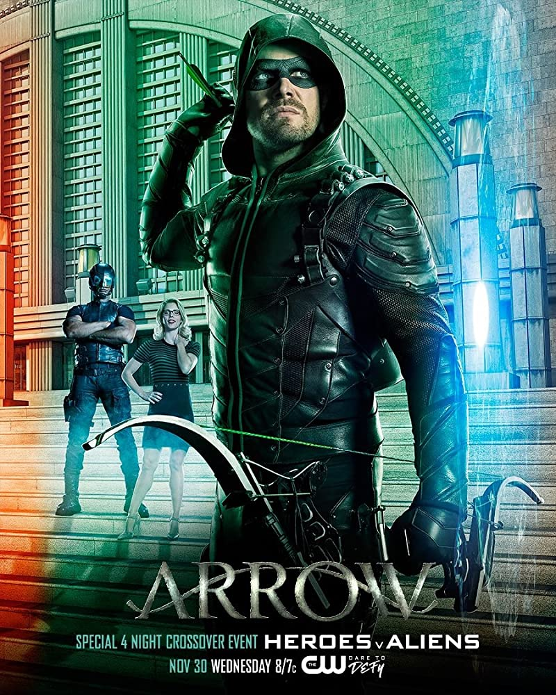 Arrow Sezon 5 ep 01-06