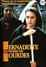 Bernadette(1988) Poster - Movie Forum, Cast, Reviews