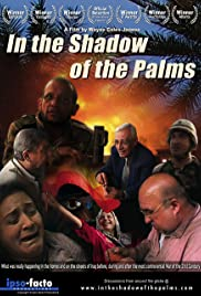 In the Shadow of the Palms - Iraq Poster