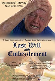 Last Will and Embezzlement Poster
