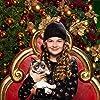 Megan Charpentier and Grumpy Cat in Grumpy Cat's Worst Christmas Ever (2014)