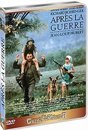 Après la guerre(1989) Poster - Movie Forum, Cast, Reviews