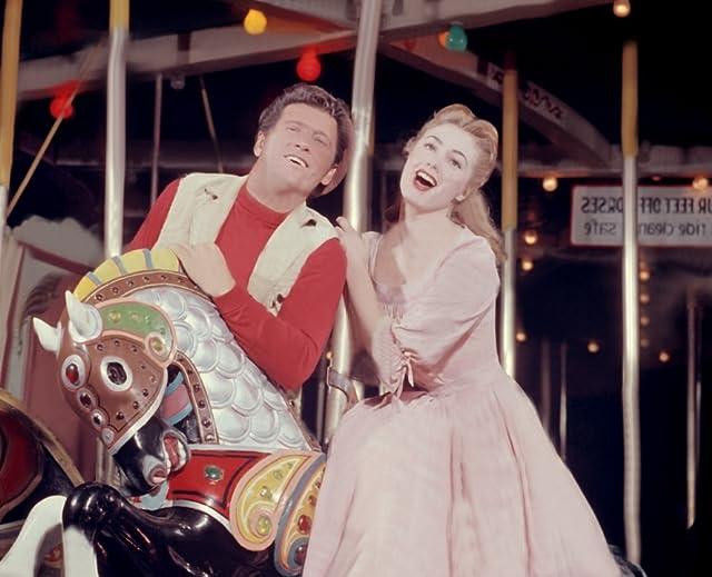 Shirley Jones and Gordon MacRae in Carousel (1956)