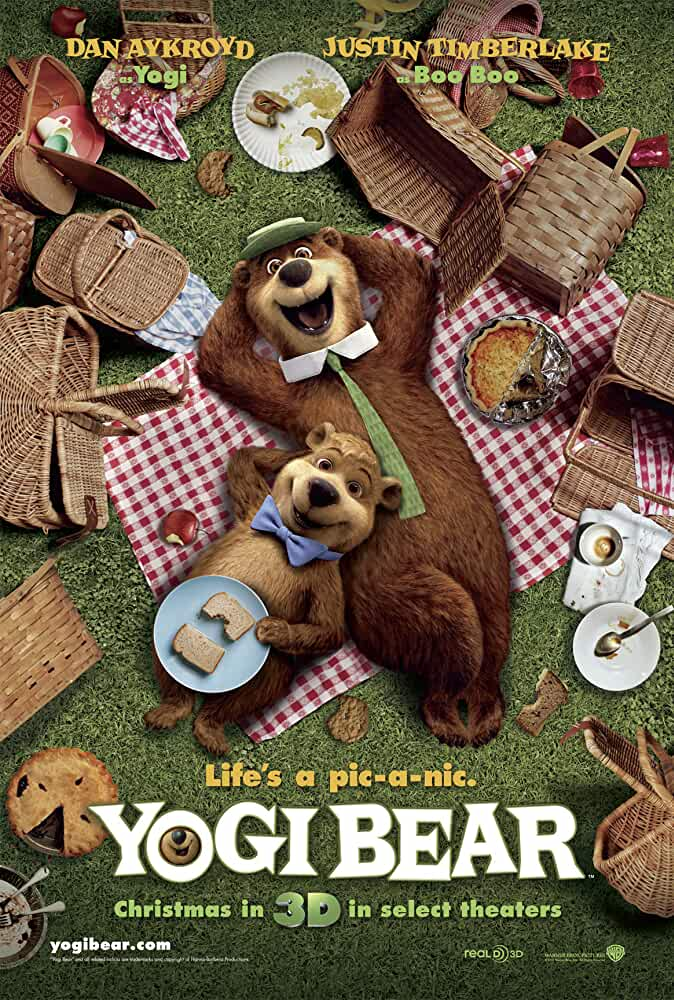 Yogi Bear >> 30s review