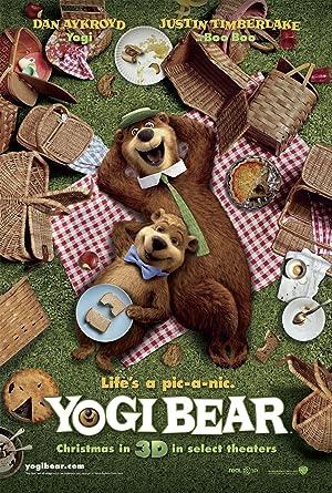 El oso Yogui -