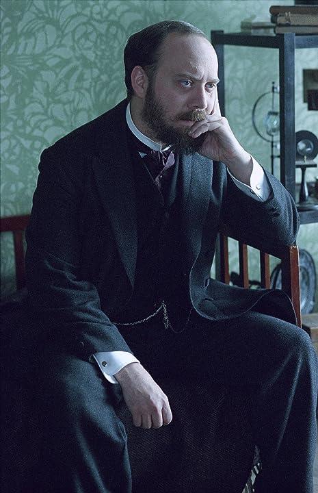 Paul Giamatti in The Illusionist (2006)