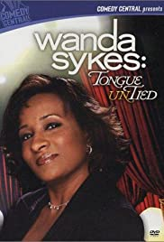 Wanda Sykes: Tongue Untied(2003) Poster - TV Show Forum, Cast, Reviews
