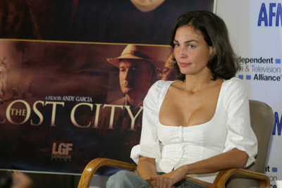 Inés Sastre at The Lost City (2005)