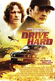 Drive Hard (2014) Poster - Movie Forum, Cast, Reviews