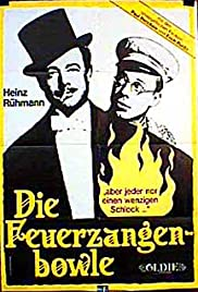 Die Feuerzangenbowle (1944) Poster - Movie Forum, Cast, Reviews