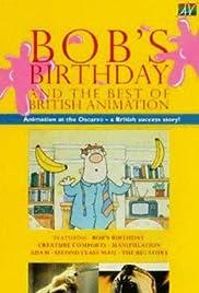Bob's Birthday Poster
