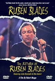 The Return of Ruben Blades Poster