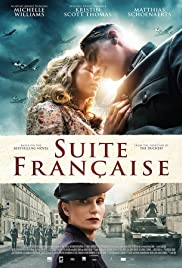 Suite Française (2014) Poster - Movie Forum, Cast, Reviews