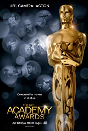 The 84th Annual Academy Awards Poster