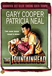 The Fountainhead (1949) Poster - Movie Forum, Cast, Reviews