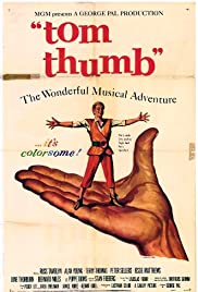 Tom Thumb (1958) Poster - Movie Forum, Cast, Reviews