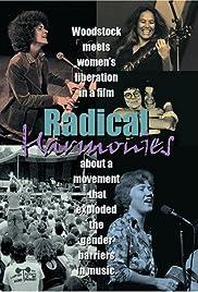 Radical Harmonies Poster