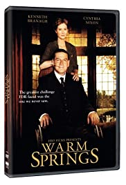 Warm Springs (2005) Poster - Movie Forum, Cast, Reviews
