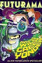 Image of Futurama: Into the Wild Green Yonder