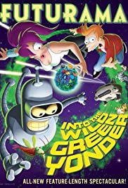 Futurama: Into the Wild Green Yonder (2009) Poster - Movie Forum, Cast, Reviews