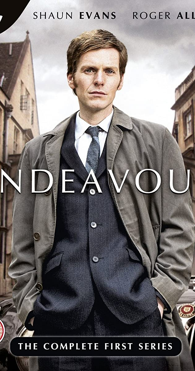 Detektyvas Morsas (5 Sezonas) / Endeavour (Season 5) (2018) online