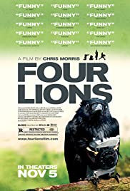 Four Lions (2010) Poster - Movie Forum, Cast, Reviews