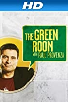 Image of The Green Room with Paul Provenza