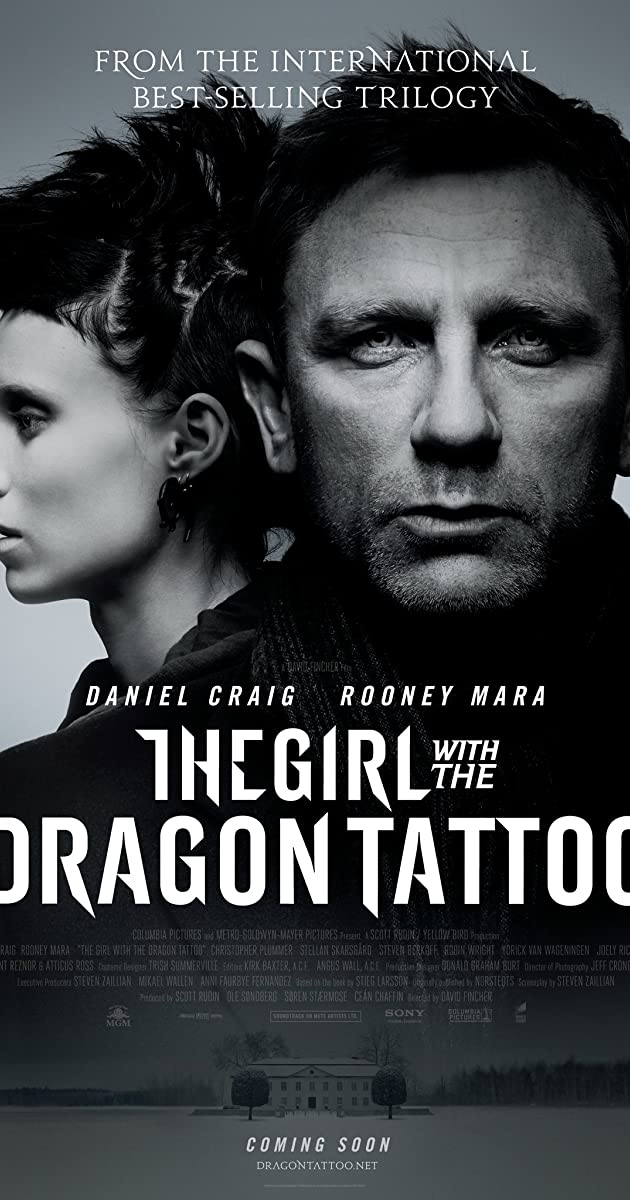 The Girl with the Dragon Tattoo (2011) - IMDb