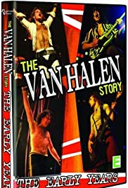 The Van Halen Story: The Early Years Poster